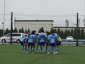 【試合結果】TRM NUHW.FC(3rd)vsグランセナ