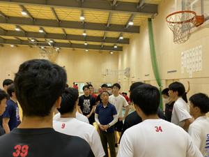 7/3(土)練習試合(vs 開志国際高校)