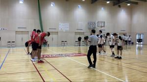 7/18(日)練習試合(vs 開志国際高校、日本文理高校)