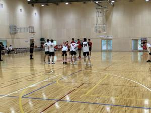 8/29(日)練習試合(vs 開志国際高校)