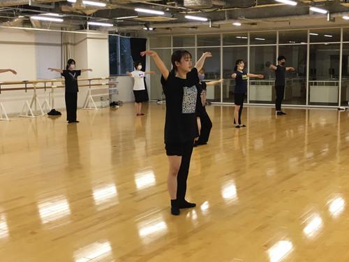 医福ダンス部バレエルーティン2021!