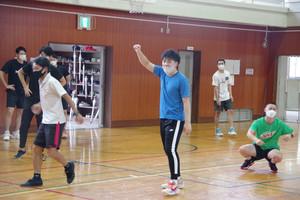 【授業・実習】野外活動1夏期
