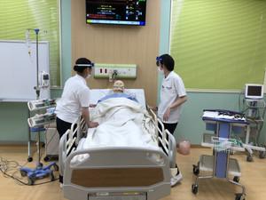 「成人急性期看護学実習Ⅱ」