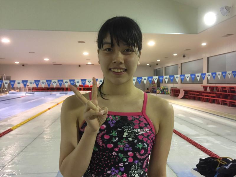 女子 水泳 大学